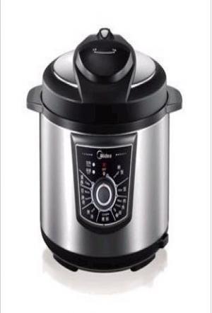 美的机械版电压力锅pch508