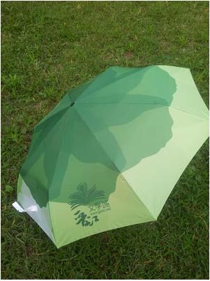 晋江十周年纪念雨伞
