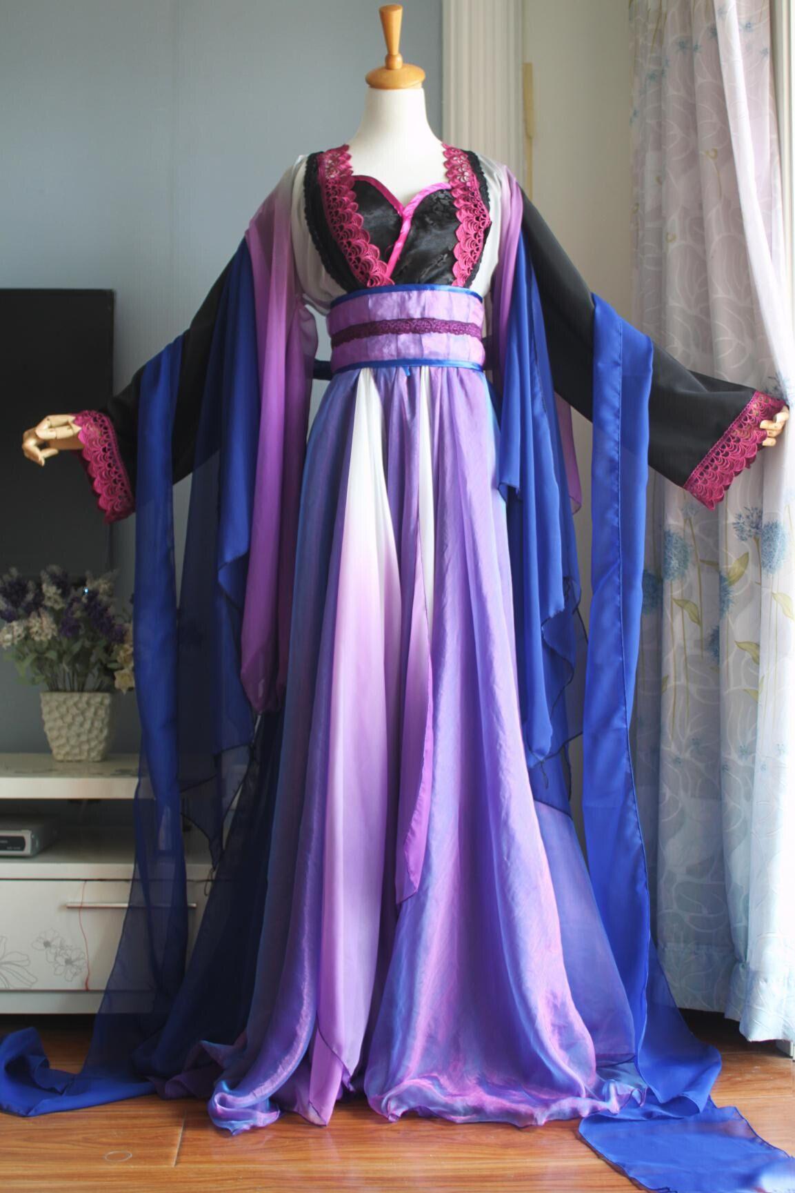 《花千骨》cos服——女装