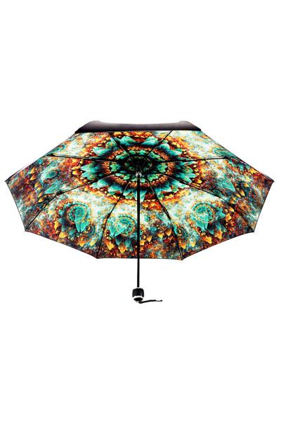 极致防晒情景体验 第五代情境小黑伞--锦色年华